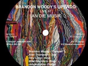 Brandon Woody Upendo Monthly Series