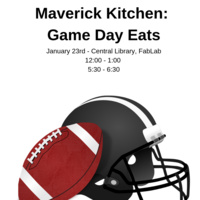 Maverick Kitchen: Game Day Eats