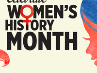 Women's History Month Chat & Chew