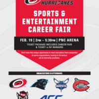 Carolina Hurricanes Career Fair