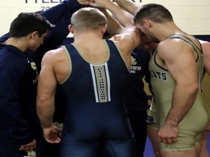 Pitt - Johnstown wrestling vs. Shippensburg University