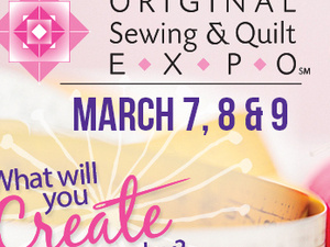 Original Sewing & Quilt Expo