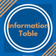 Concession Staffing Services Information Table