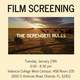 Film Screening: The Serengeti Rules