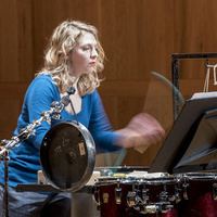 University New Music Ensemble and Percussion Ensemble
