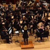 University Wind Symphony & Symphonic Band