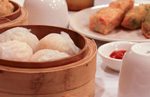 Celebrate the Chinese New Year with Dim Sum