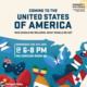 Community Dialogue - Coming to the United States of America: Who should we welcome, what should we do?
