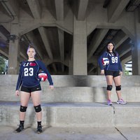 Club Sports: Women's Volleyball