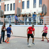 Club Sports: Men's Soccer