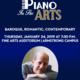 Piano in the Arts- Baroque, Romantic, Contemporary