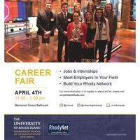 Harrington School of Communication and Media Career Fair