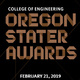 College of Engineering Oregon Stater Awards
