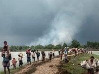 SAP Speaker Series, The Rohingya: Statelessness, Refugeehood and a 'Subhuman' Life, by Nasir Uddin