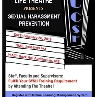 Life Theatre Sexual Harassment Prevention Training