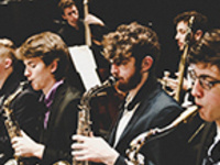 Cornell Jazz Ensemble and Jazz Repertory Ensemble: CU Music
