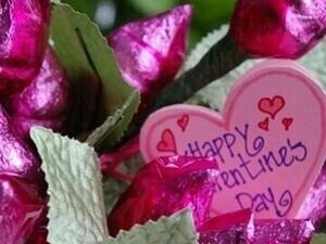 Kiss 'n' Rose Valentine Day Fundraiser