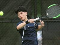 Men's Tennis vs. Case Western Reserve University