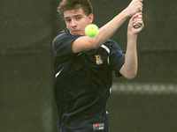 Men's Tennis vs. St. Lawrence University
