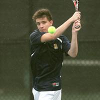 Men's Tennis vs. St. Lawrence University