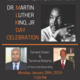 Dr. Martin Luther King Day Celebration