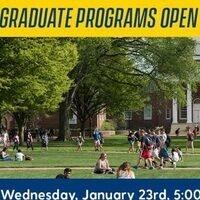 CEHD Graduate Programs Open House