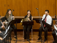 Cornell Chamber Winds: CU Music