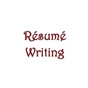 Résumé Writing 101