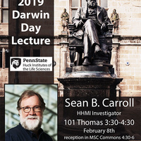 2019 Darwin Day Lecture