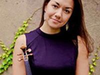 Ariana Kim, faculty violin recital: CU Music
