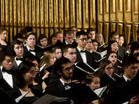 Brahms' German Requiem: CU Music