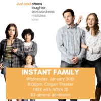 Movie Night - Instant Family