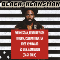 Movie Night - Blackkklansman