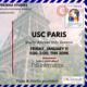 USC Paris Study Abroad Info Session