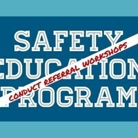 Safety Education Conduct Workshop 8