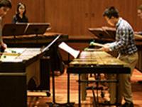 Percussion Ensemble: CU Music