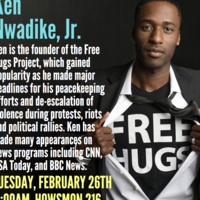 Free Hugs Project: Ken Nwadike, Jr.