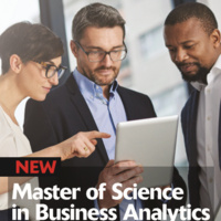 Virtual MS Business Analytics Information Session (Zoom)