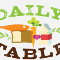 Sunday Service Group: Daily Table