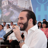 El Salvador 2019: Perspectives from Presidential Candidate Nayib Bukele