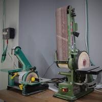 Shoproom Training: Abrasive Tools