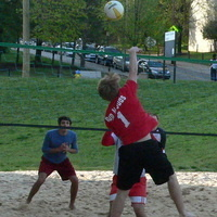 Doubles Sand Volleyball Tourney Registration