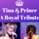 """The Music Cafe presents """"Tina and Prince- A Royal Tribute"""""""