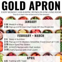 Gold Apron