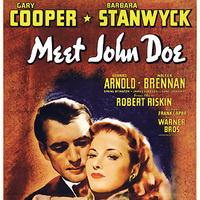 """Frank Capra's """"Meet John Doe"""" Film Screening"""