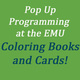 Color Books and Cards at the EMU