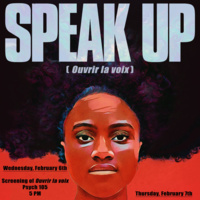 Black Celebration Month: Speak Up Screening and Q&A with Amandine Gay
