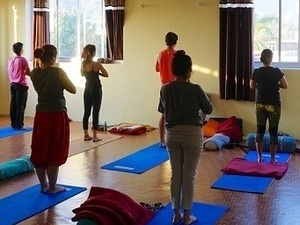 200 Hour Hatha and Ashtanga YTTC in Rishikesh