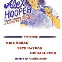 Alex Hooper Stand Up! From Comedy Central and America's Got Talent.