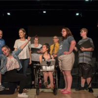 Reelabilities Film Festival -- Kesem Inclusive Theater Project Performance